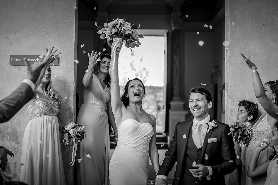 Wedding photographer Massimiliano Magliacca (Magliacca). Photo of 16.10.2018