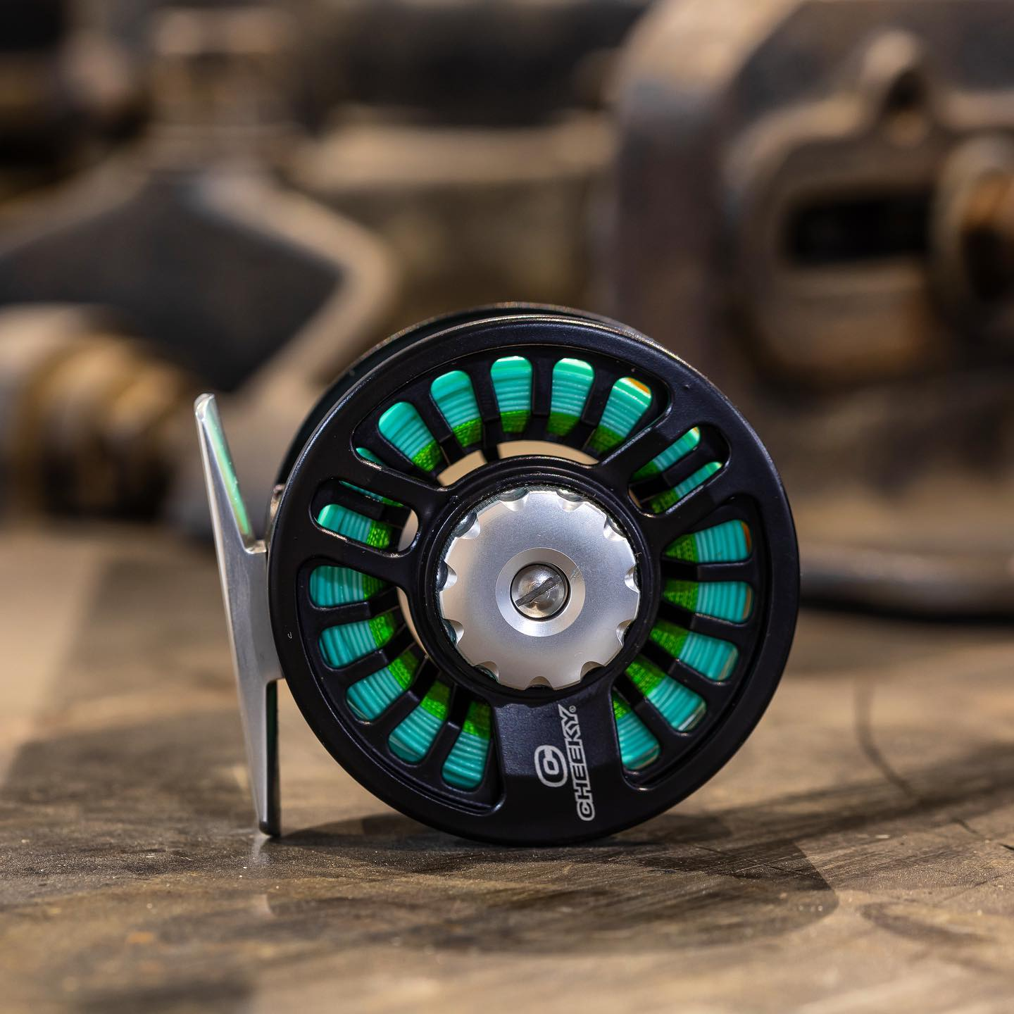 Cheeky Fishing PreLoad Fly Reel review
