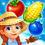 Harvest Mania - Match 3 Puzzle Icon