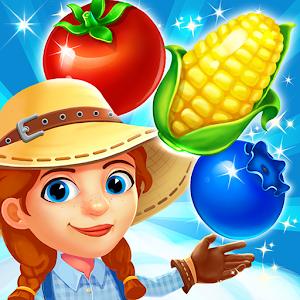 Full Harvest Mania Match Puzzle v1.0.3 [Mod] 2018,2017 2w9G0PxfXjPvlkxENlF2