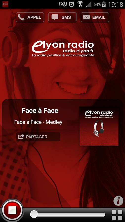 Radio Elyon- screenshot