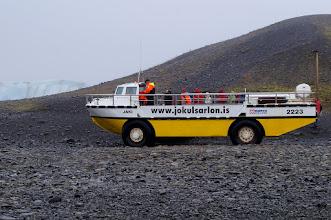 Photo: Jökulsárlón (phi, łatwe!)