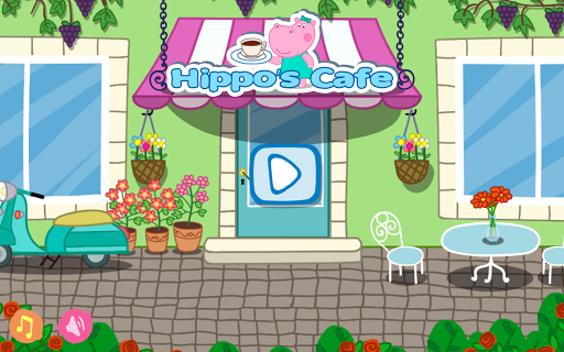 Kids Cafe with Hippo