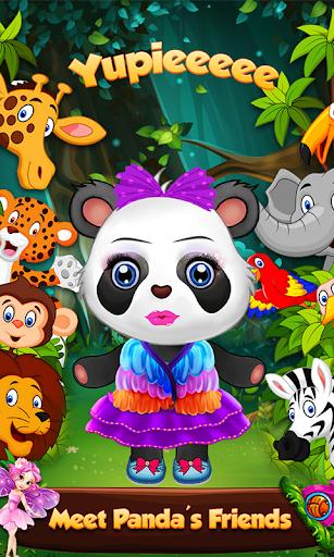 Panda Makeup Salon Games: Pet Makeover Salon Spa 1.01.0 screenshots 6