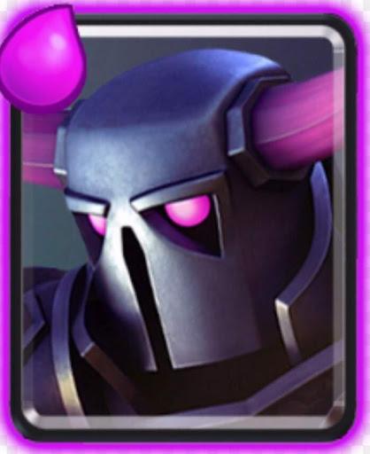 Pogodi Clash Royale karticu screenshot 2