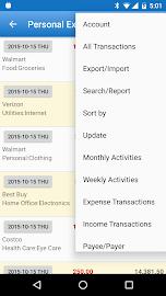 Expense Manager Screenshot 5