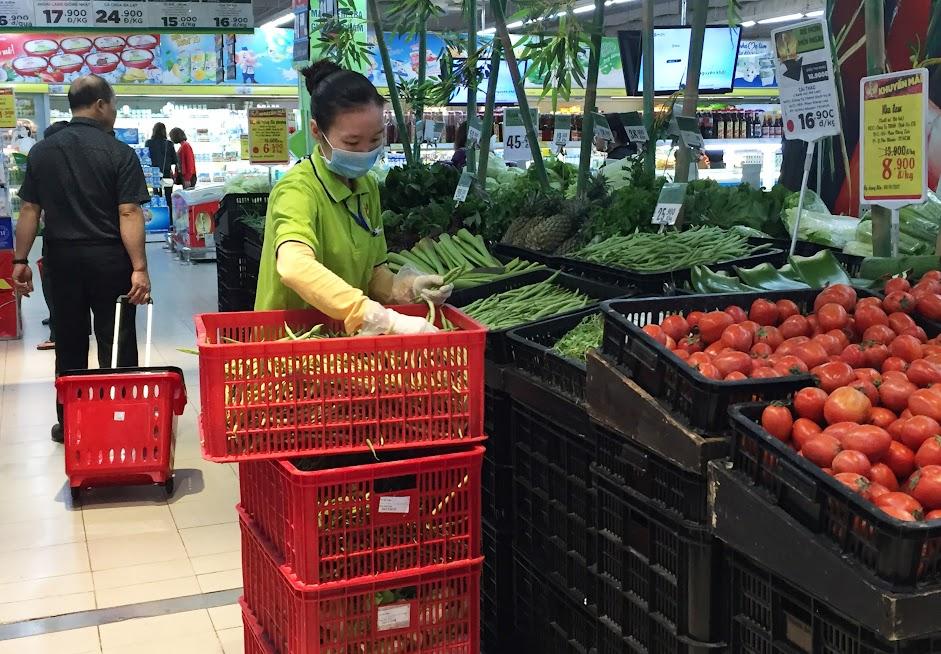 Kết nối cung cầu góp phần để sản phẩm tiếp cận với các siêu thị, kênh bán lẻ