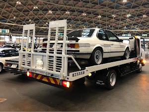 M6 E24 88年式 D車のカスタム事例画像 とありくさんの2019年11月25日07:11の投稿
