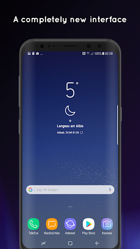 S9 Launcher - Galaxy S9 Launcher screenshot 1