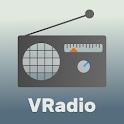 VRadio - Online Radio Player & Radio Recorder icon