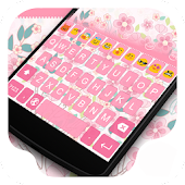 Flower -Video Emoji Keyboard