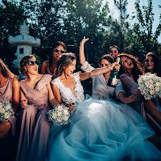 Wedding photographer Olya Papaskiri (SoulEmkha). Photo of 11.09.2017