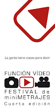 Photo: FUNCIÓN VÍDEO - miniFILM Festival 2009. The first film festival in Spain to promote the use of mobile devices and digital cameras for short film productions. Watch the best miniFILMS on Vimeo Channel: https://vimeo.com/channels/funcionvideo