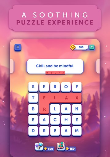 Word Lanes - Relaxing Puzzles 1.0.0 screenshots 6