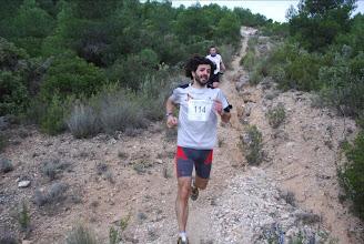 Photo: esfuerzo sincero durante la carrera. La foto no miente... foto de La Opinión >