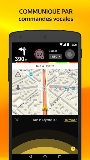 Yandex.Navi - Île-de-France screenshot 3