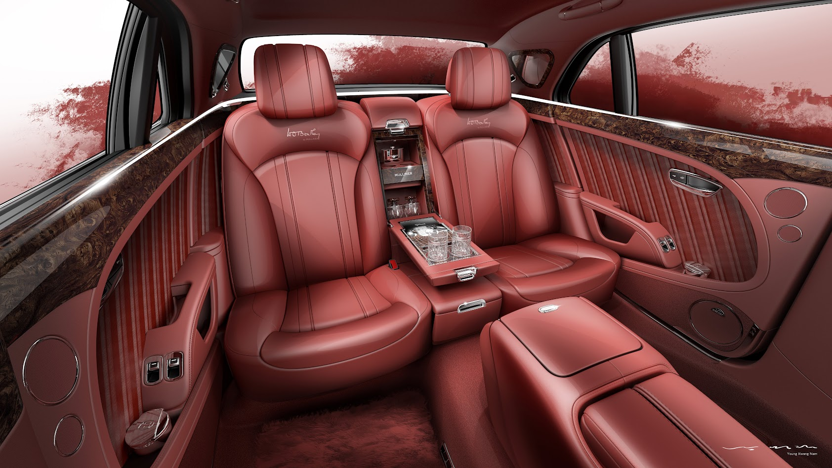 Bentley Mulsanne W.O. Edition