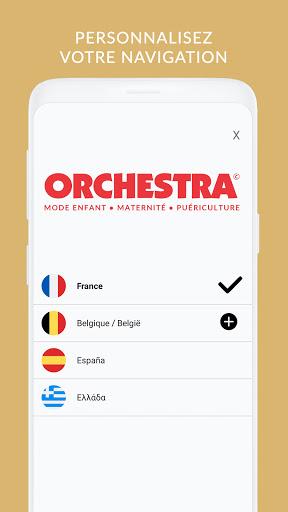 ORCHESTRA mode et puériculture screenshot 4