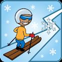 ZigZag Snow Ski icon