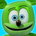 Talking Gummy Free Bear Games for kids icon