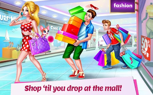 Shopping Mall Girl – Dress Up & Style Game 10