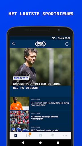 FOX Sports NL 8.0.3-test screenshots 1