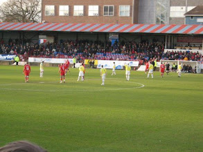 Photo: 02/02/08 v Braintree Town (FAT2) 3-0 - contributed by Peter Collins