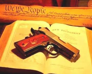 God, Guns, and Constitution