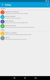 Seagate Media™ app Screenshot 19