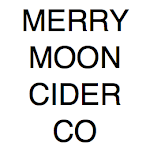 Merry Moon Cider Dark Cider the Moon Blackcurrant