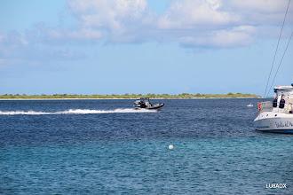 Photo: Policia patrulla la costa