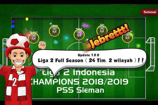Liga Indonesia 2018 u26bdufe0f Piala Indonesia 1.8.5 screenshots 17