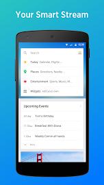 Yahoo Aviate Launcher Screenshot 4