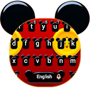App Cute Micky Bowknot Keyboard Theme APK for Windows Phone