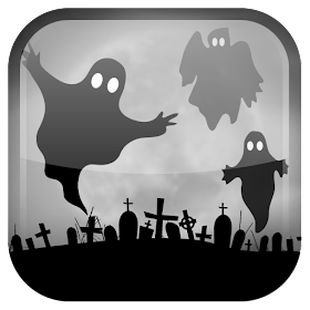 Хэллоуин призрак живые обои