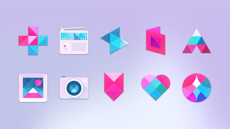Unicorn Icon Pack v3.6