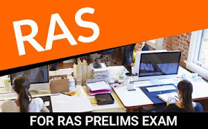 RAS Special Batch For RAS Prelims Exam 2019