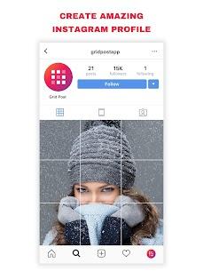 Grid Post Pro Apk – Photo Grid Maker for Instagram Profile 9
