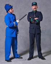 Photo: Colorful Constable and Parkkeeper