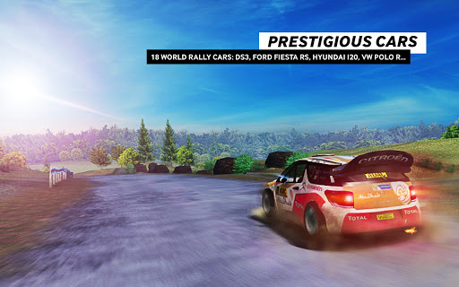 WRC The Official Game  screenshots 2