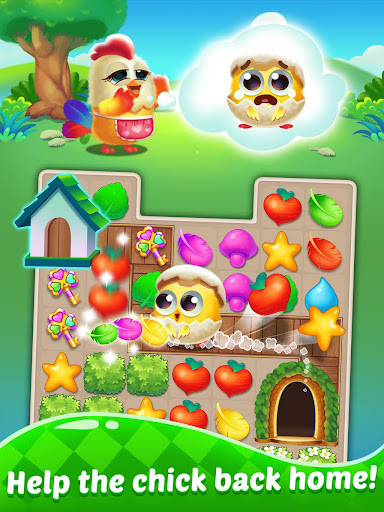 Puzzle Wings: match 3 games android2mod screenshots 3