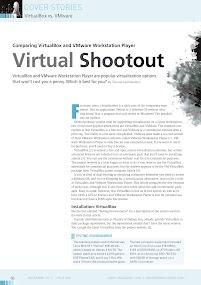 Linux Pro Magazine- screenshot thumbnail