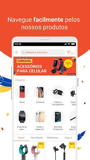 Shopee BR: Carnaval de ofertas 2.50.21 screenshots 6