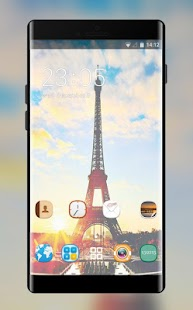 Theme for Micromax Canvas Mega HD - náhled