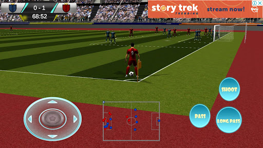 Playing Football 2020 apkmind screenshots 4