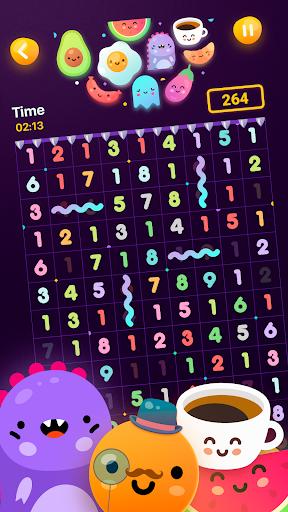 Numberzilla - Number Puzzle | Board Game apktreat screenshots 1