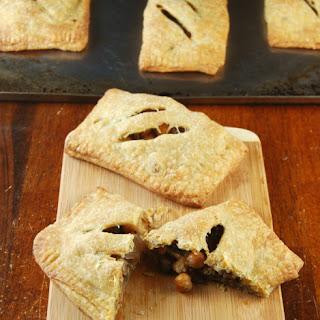 Mushroom Puff Pastry Turnovers Recipes