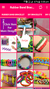 Rubber Band Bracelets - náhled
