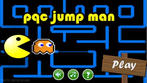 PAC JUMP MAN