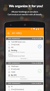HireDriverMumbai- screenshot thumbnail